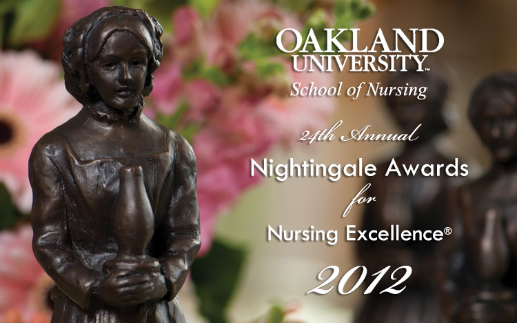 24th Annual Nightingale Awards for Nursing Excellence 2012